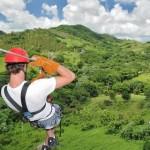 zip line canopy adventure