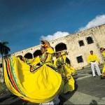 Dominican Dancers