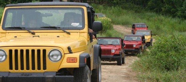 jeep safari in punta cana