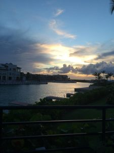 best-places-sunset-cap-cana-marina
